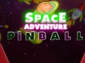 Hra Space Pinball Adventure. Zahrajte si on-line