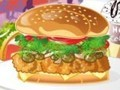 Hra Big Burger . Zahrajte si on-line